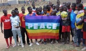 Celebrating Peace in Uganda