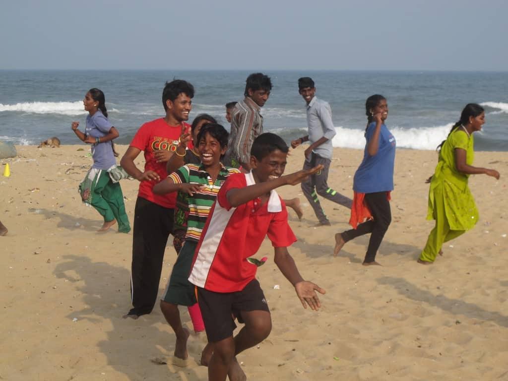 Leadership lines with Slum Soccer's new leaders