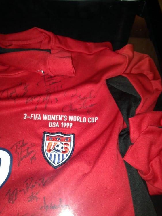 women's world cup champion t shirt