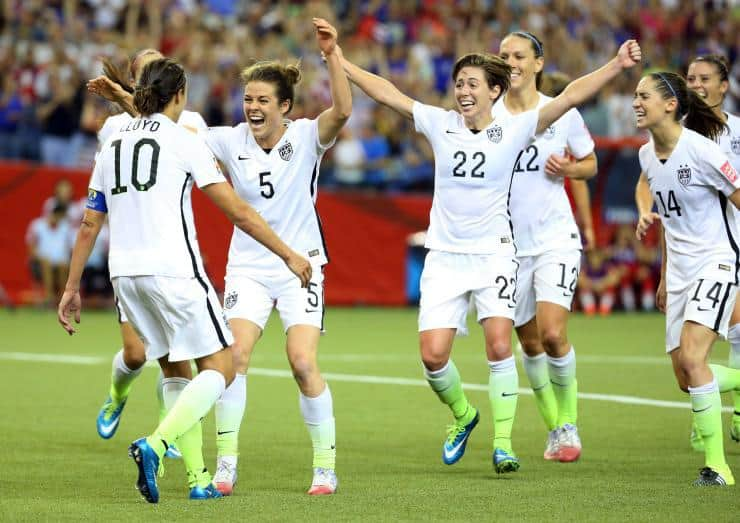 US Women's Team On The Brink…