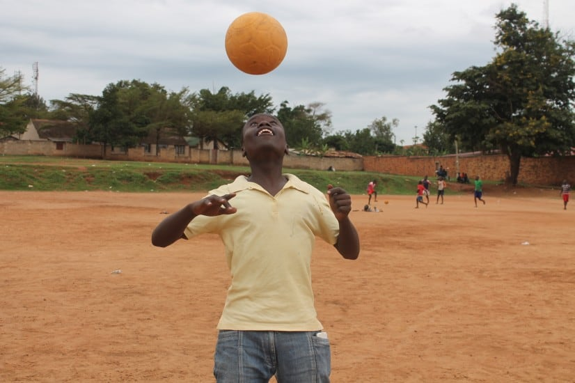 Soccer Without Borders Uganda. Kampala, Uganda