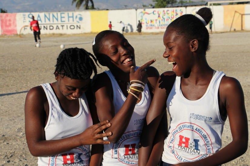 The Sanneh Foundation. Cite Soleil, Haiti