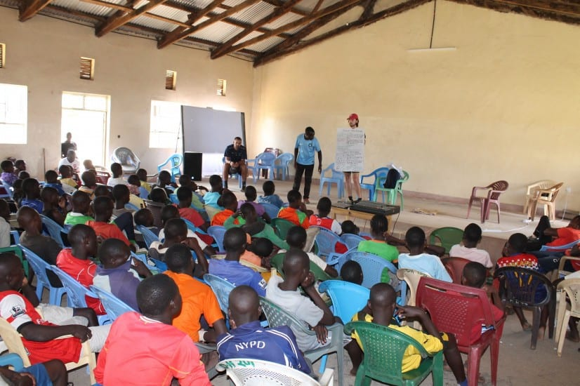 Trans-Nzoia Youth Sports Association. Kitale, Kenya 2