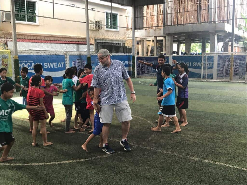 ISF Coaches Take the Lead! - Coaches Across Continents -